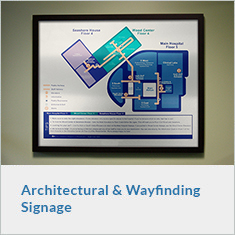 Architectural and Wayfinding Signage